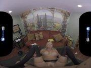 Big Tits;MILF;Blonde;Lingerie;POV;HD;Virtual Reality