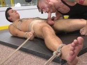 Edging In Suspension Bondage