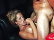 Capri Cavanni fucks a hung dude