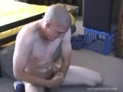 Young Bobby Golden Beats Off With A Sex Toy