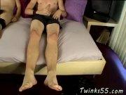 Young teen gay blow job short naked guy