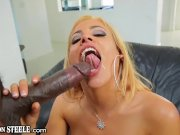 Busty Latina Luna Star Loves getting Drilled by