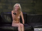 Bondage oral xxx Helpless teenager Piper