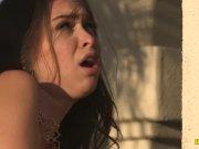 Riley Reid squirts on stepbrother's hard cock - SCREWBOX