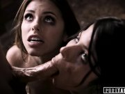 PURE TABOO Adriana Chechik Escapes Pyscho in Rough Sex Porn Thriller