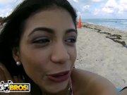 BANGBROS - Skinny Venezuelan Babe Veronica Rodriguez in Miami Beach