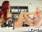 Jayden Cole fucks in the bar