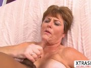 Chesty Not Mom Allura James Bangs Sweet Young Dad's Friend