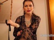 An die Leine Sklavenkoeter Femdom Slave Dog German Mistress Lady Julina