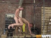 Sean Taylor fucking Tristan Crown hard and deep in doggystyle