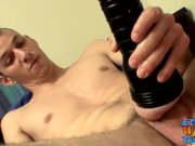 Sex toy masturbation with Dea Ninja