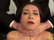 Gorgeous subslut dommed by master Pascal