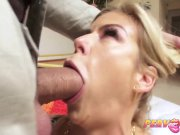 MILF Alexis Fawx Squirts All Over Steve's Big Dick