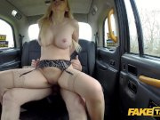 Fake Taxi Driver gets more than a flash from Amber Jayne
