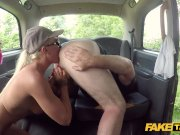 Fake Taxi Anal stretching of the fruity kind