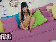 Cute Petite Asian Has a Tight Pussy