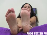 POV Foot Fetish Fantasy And Femdom Feet Porn