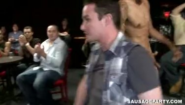 Interactive gay show