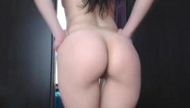College Girl Strips Down In Dorm Room HD