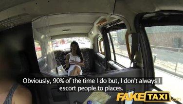 FakeTaxi - High class escort freebee