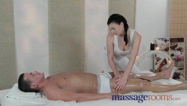 Massage Rooms - Beautiful big tit girls