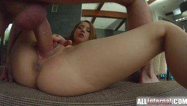 AllInternal Creampie for horny dutch girl