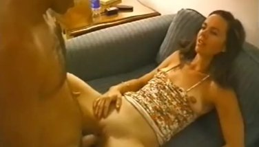 Wife creampied by total stranger