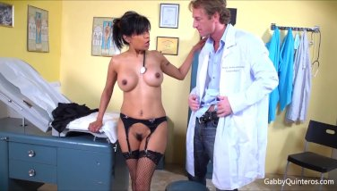 Meximilf gabby quinteros sucks amp fucks her doctor 7