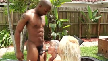 Black Dudes Fuck Some Nursing Home Sluts