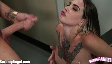 Skinny erotic porn