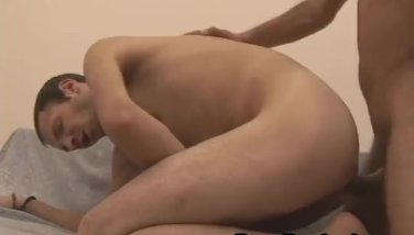 Huge Hard Cock Fucked Gay Tight Ass and Cum