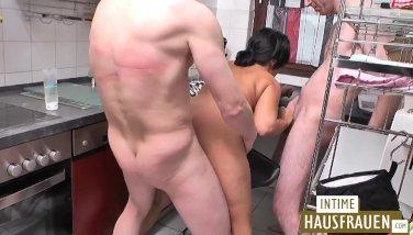 Asia public porn
