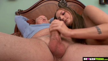 BrokenTeens  Innocent Teen Fucked by Old