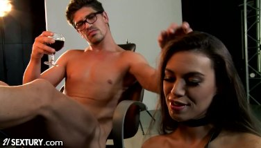French MILF take Big Cock in the Ass