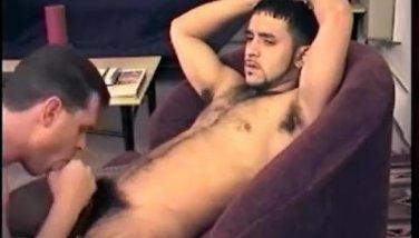 Straight Boy Franco Cums Twice