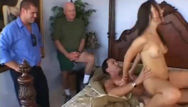 Husband Watches Wife Fucking