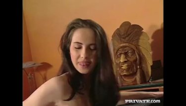 Patricia Diamond 18th Birthday With Interracial Anal