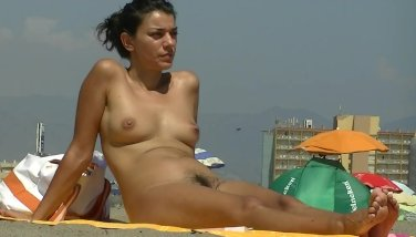 Holiday, sun, sea and nudity this is freedom