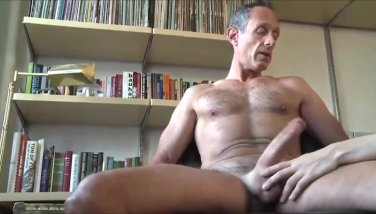 Milking Big Cock Daddy