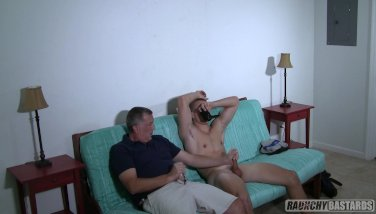 Redneck Jock Goes First Time Gay Tricked By Creeper Daddy