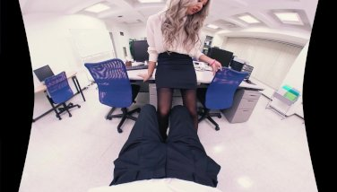 The new method of release working pressure for Office lady