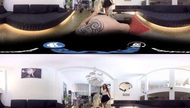 BaDoink VR Crazy Orgy Sex In 360 Degrees VR Porn