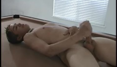 Hung Latin Twink Nathan Leon Jacking Off