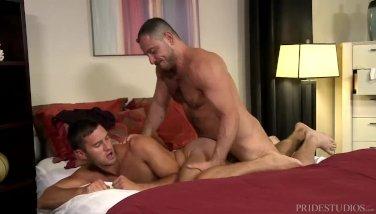 Bear Daddy Catches Boyfriend Watching Porn!