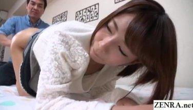 JAV butt massage for farting Nanase Otoha