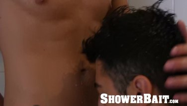 ShowerBait Pool fuck straight bait with two hunks