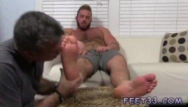 Gay feet hot poop movie xxx Aaron Bruiser