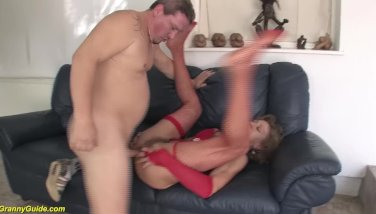 85 years old granny first anal sex