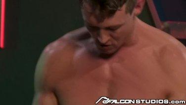 FalconStudios Big Dick Muscle Hunk Daddy Rough Fucking Stranger