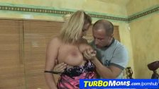 Hard sex with big busts hungarian mom Emese